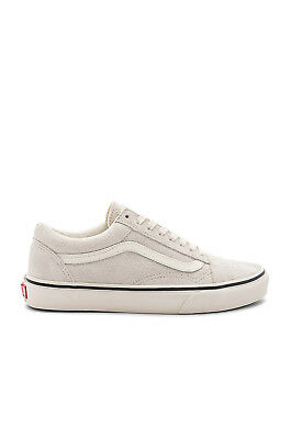Vans Old Skool Fuzzy Suede Birch Skate Shoes Sneakers Brand New With Tags