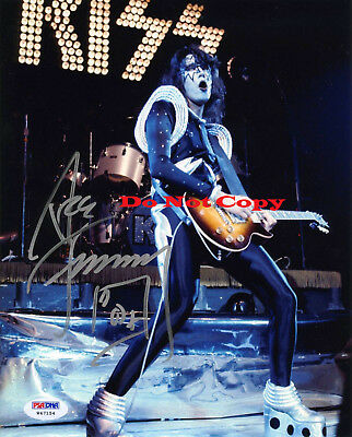 Ace Frehley Kiss signed autographed 8x10 photograph Reprint