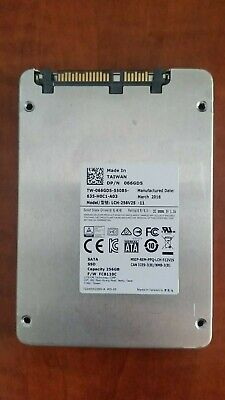 """Used OEM Lite-On 256GB Solid State Drive SSD SATA 2.5"""" LCH-256V2S -- FAST SHIP"""