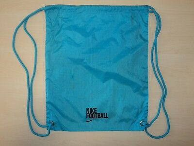 8fa00d220e445 Nike Football Schuhsack Turnbeutel Shoe Bag türkis Rucksack Gym Fitness