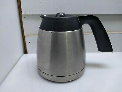 Capresso Coffee Maker Replacement Thermal 4445.05 10-Cup Tea Carafe Pot w/ Lid