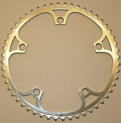 42 TOOTH 144BCD CAMPAGNOLO SUPER RECORD CHAINRING Fahrradteile & -komponenten