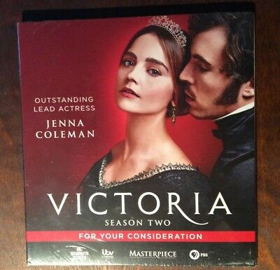Victoria 3 DVD FYC set The Complete Season 2 Two sealed new PBS