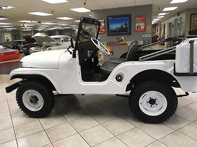 1958 Jeep CJ  1958 Jeep CJ-5 Willys