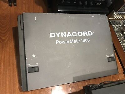 Dynacord Power Mate 1600 Mixer