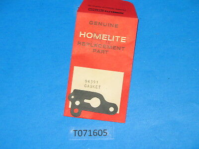Chainsaw Parts & Accessories Garden Power Tools & Equipment NOS Homelite 330 Chainsaw Fuel Gas Cap with gasket 94671 OEM vintage chainsaw