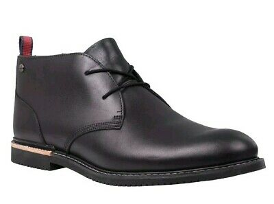 c1fb3c7c9130d Men s Timberland Earthkeepers Brook Park Chukka Shoes Boots Black Smooth  5512A