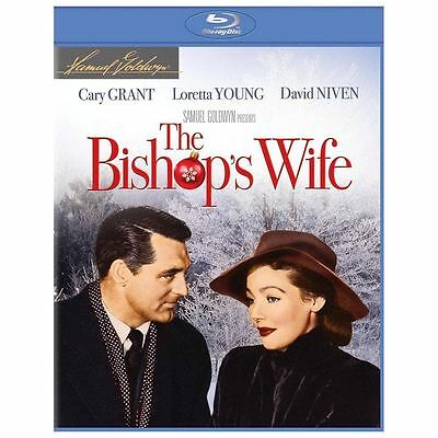 The Bishop's Wife [New Blu-ray] New sealed CARY GRANT Loretta Young David Niven