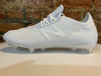 71a43689d71 NEW BALANCE FURON 4.0 Pro FG White MSFPFTW4 Soccer Cleats Mens Size ...