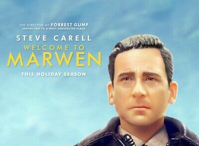 Welcome To Marwen(2018) BLU-RAY Only PRE-ORDER 4-9-19