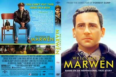 Welcome To Marwen(2018) DVD PRE-ORDER SHIPS 4-9-19