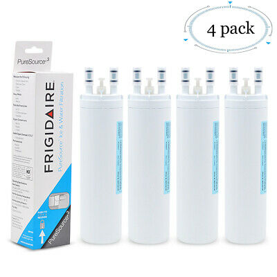 4Pack Frigidaire WF3CB Pure source Replacement Refrigerator water Filter