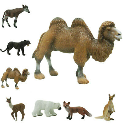 Realistic Simulated Animal Model Figure Kids Toys Popular Creative Accessory
