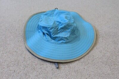 f0b60a9e066c17 Outdoor Research Solar Roller Sun Hat UPF 30 Women's Size XLarge Blue Flower