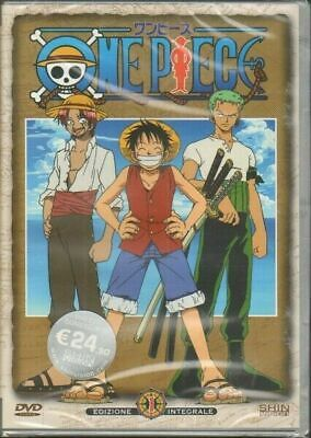 One Piece vol. 1 Edizione Integrale DVD ITA Shin Vision