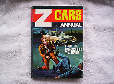Z CARS ANNUAL .  Hardcover