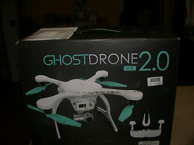 Ghostdrone 2.0 VR IOS (with battery, camera & VR goggles)