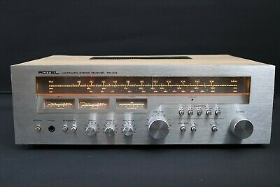 Rotel RX 304 Stereo Receiver  lovely vintage from squonk.co