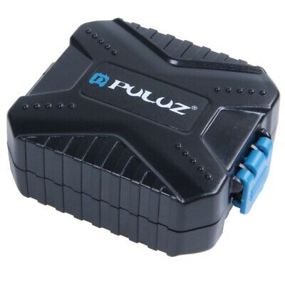 PULUZ Memory Cards Case Waterproof Micro-SD CF TF Card Holder Stocker Storag 9B7