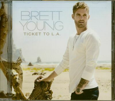 Brett Young - Ticket To L.A. (CD) - Charts/Contemporary Country
