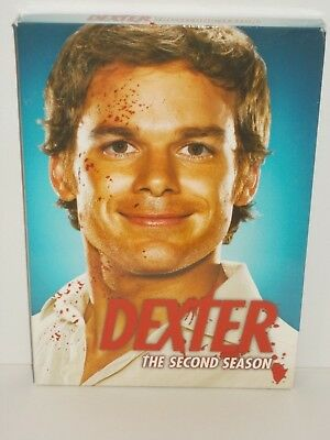 Dexter The Second Season 4 Disc Set