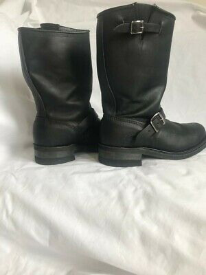 1f9063fb750 NEW WOMEN'S ADTEC Leather Biker Boots Casual Dress Motorcycle Boots ...