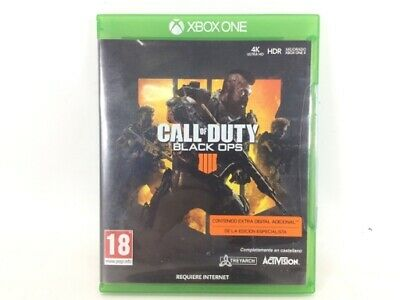 Juego Xbox One Call Of Duty Black Ops 4 4495462