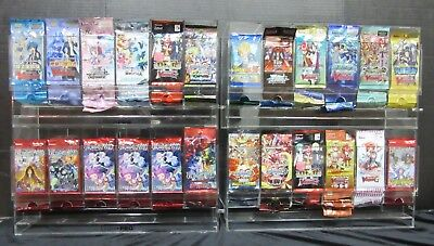 Huge Lot 581 Booster Card Packs Vanguard Buddyfight Foc Weib Schwarz Dragonballz