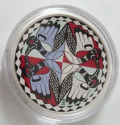 2012 $1 Silver coin TWO LOONS KISSING 25th Anv. Looney B.value $140-200 A☆coin