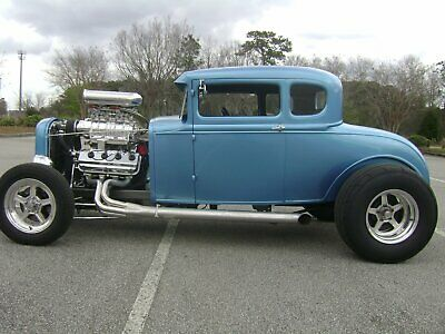 1930 Ford Model A  1930 Ford Coupe all steel hemi