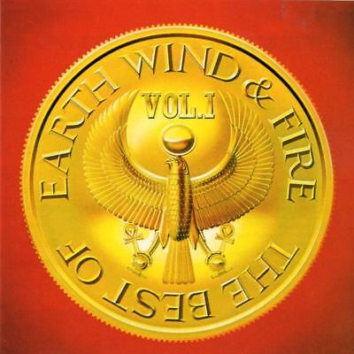 EARTH WIND & FIRE The Best Of Volume 1 CD - Greatest Hits