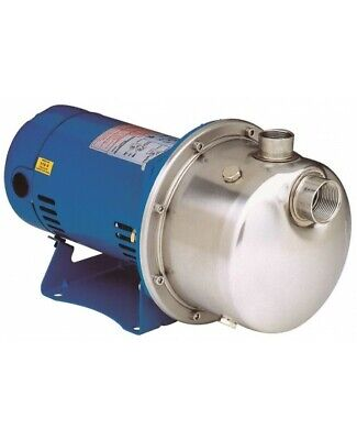 Xylem Goulds Lb Booster Water Pump Model Lb1012 1 Hp Single Phase 115-230 V Odp
