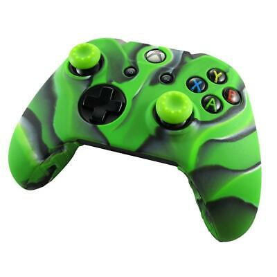 Pandaren silicone skin for XBOX ONE controller (camouflage green) x 1 +...