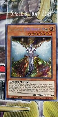 Elemental Hero Honest Neos - 1St Ed M/nm Ultra Rare Blrr-En079  - Yugioh
