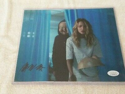 ROB MELLO Signed Happy Death Day 8x10 Photo ZOBIE PRODUCTION EASTER EGG JSA