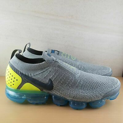 Nike Air Vapormax Flyknit Moc 2 Mica Green/Volt/Neo Turquoise AH7006-300 Sizes