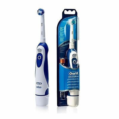 Advance Power Electric Toothbrush DB4010 Batteries Included Braun Oral B 400