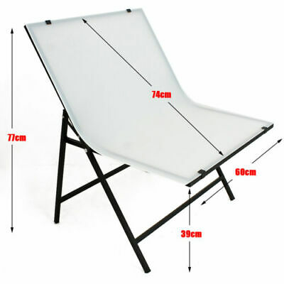 Photography Studio Easy Shooting Table Non-reflective Panel Still Life Product
