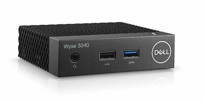 Dell Wyse 3040 Thin Client Intel Atom 2GB DDR 8GB Flash ThinOS Virtual Desktop