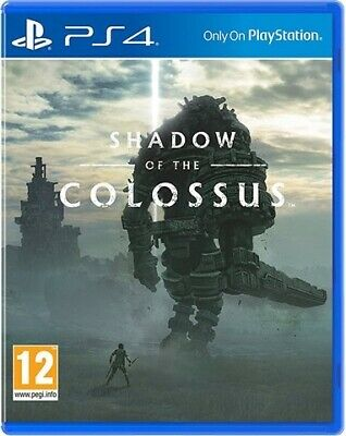 Juego Ps4 Shadow Of The Colossus Ps4 4496041