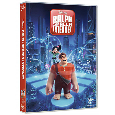 Ralph Spacca Internet  [Dvd Nuovo]