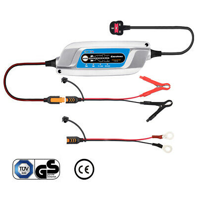5A 12V 8-Stage Invertor Battery Charger/Maintainer Trickle Car Motorcycle Mower