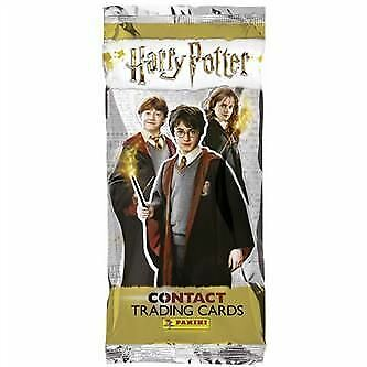 Harry Potter Contact Trading Cards - 1 PACK SUPPLIED