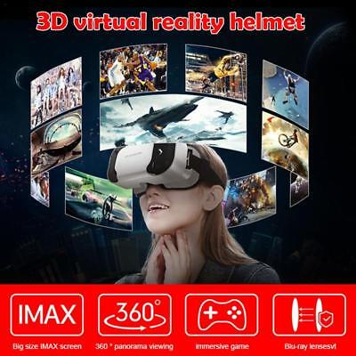 Shinecon 3D VR Virtual Reality Glasses Headset 360° Video Movie For Mobile Phone
