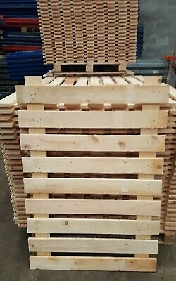 Slat Boards For Pallet Racking For Sale Kiln Dried Best Quality UK Nationwide