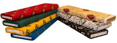 Harry Potter Craft Tissu Coton - Hogwarts Maisons, Marauders Carte & Gryffondor