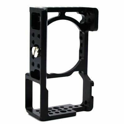 Video Camera Cage Protective Stabilizer For Sony Mount Microphone Monitor Tripod