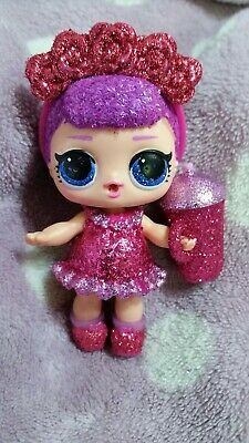 Big Sister SUGAR QUEEN Doll LOL Surprise BLING Gold Ball VHTF In Hand! NEW RARE