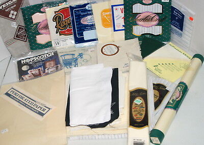 Aida Cloth Lot Counted Cross Stitch Fabric Charles Craft Hopscotch Bread Covers