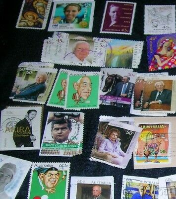 Australia  Post Stamps over 100 stamps sports and sporting people  gr condition